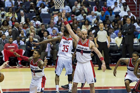 NBA: Washintgon rozpoczęło marsz po półfinał konferencji wschodniej