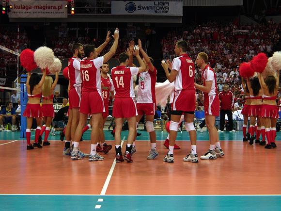 Liga Światowa 2017: Polska pierwszy turniej zagra we Włoszech