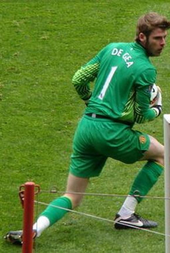 Liga angielska: De Gea na dłużej z Manchesterem United