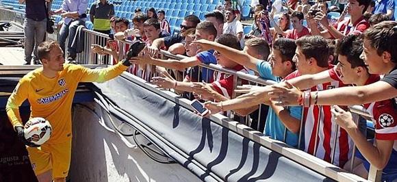 Mecze towarzyskie: Jan Oblak nie stracił formy z poprzedniego sezonu