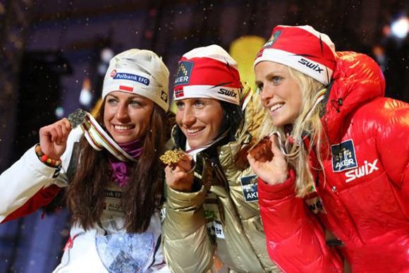 Zimowe Igrzyska Olimpijskie: Justyna Kowalczyk z pięcioma medalami