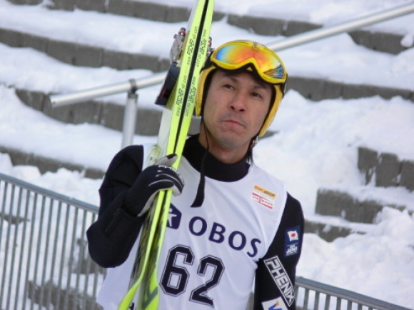 ZIO Peyongchang 2018: Kasai nadal skacze